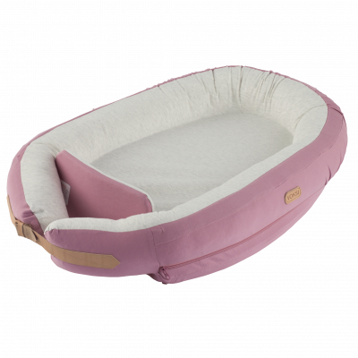 Voksi Baby Nest Light Pink
