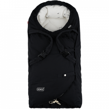 Carry North Black Flying Sleeping Bag Winter
