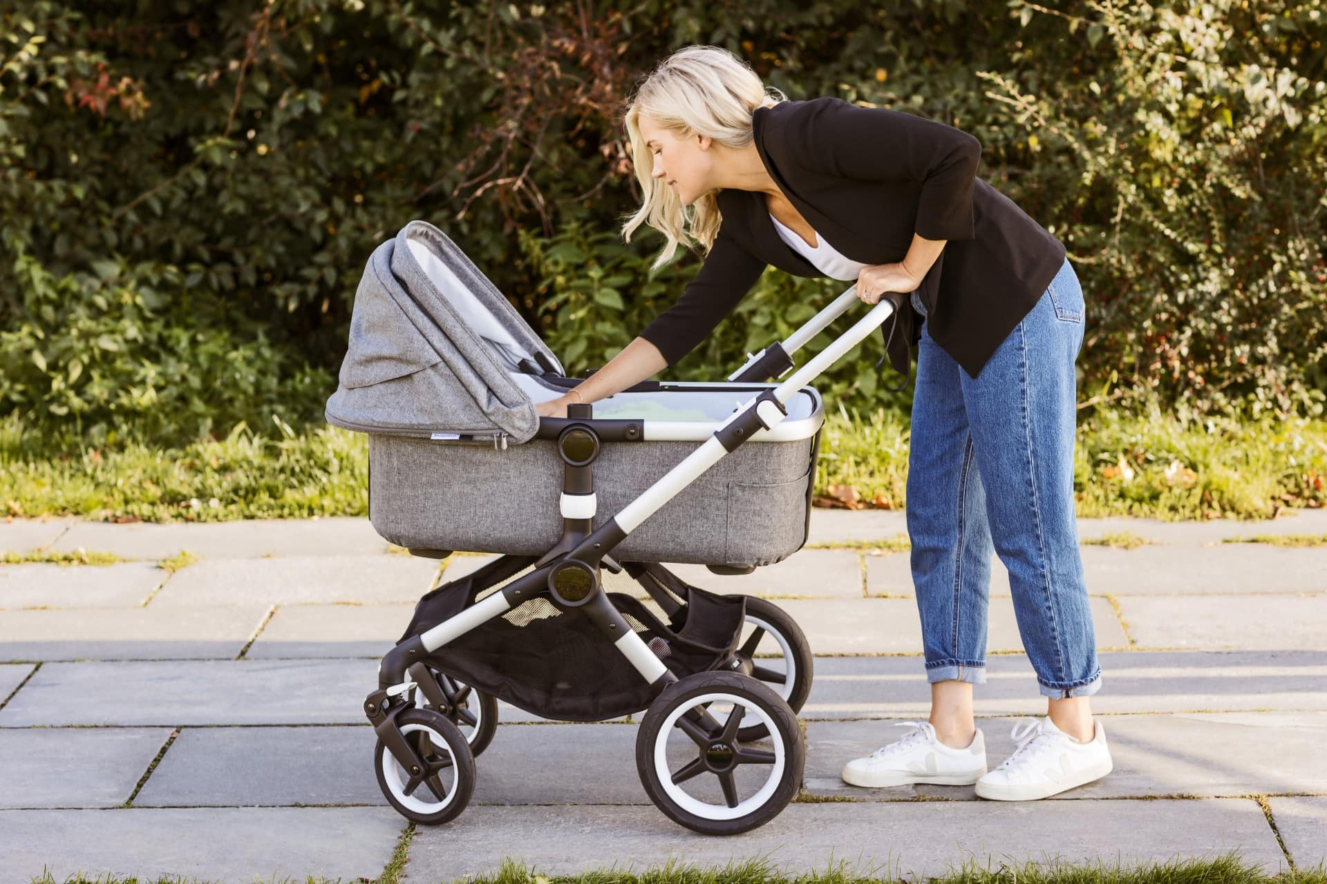 voksi breeze light stroller